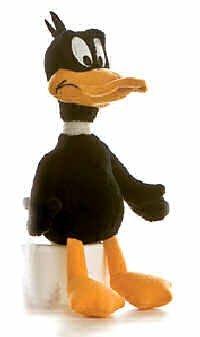 huggable-looney-tunes-daffy-duck-7-by-aurora