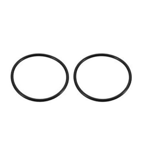 2Runden Dichtungen Dichtmasse für zeigt 33,40x 32,40x 0,50