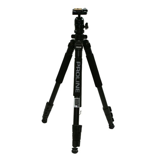 Dolica AX620B100 62 Inch Proline Tripod and Ball Head