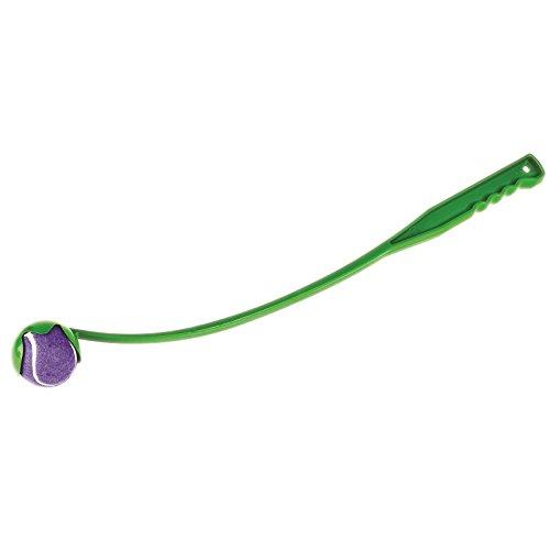 Takestop® - Lanzador de pelotas de tenis de hasta 50cm. Brazo lanzador de pelotas, juego para gatos, perros