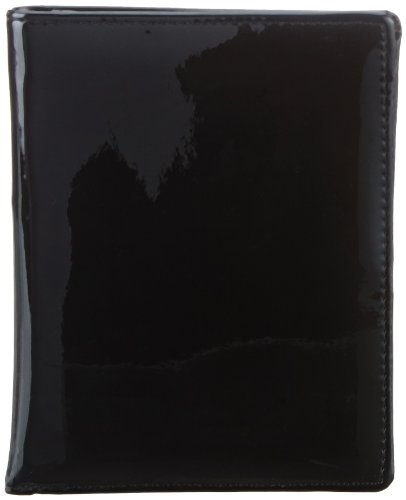 Friis & Company Hebe Trovel Passport Holder 1340495-001, Portachiavi Donna 14x10x1 cm (L x A x P), Nero (Schwarz (Black)), 14x10x1 cm (L x A x P)