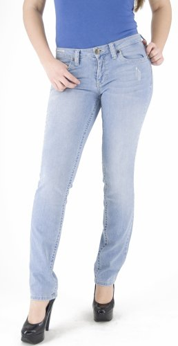 HIS -  Jeans  - Donna 122, Super Bleach Light Used