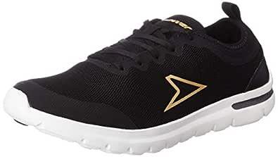 Power Men's Rocco Black Running Shoes-7 UK (41 EU) (8396492)