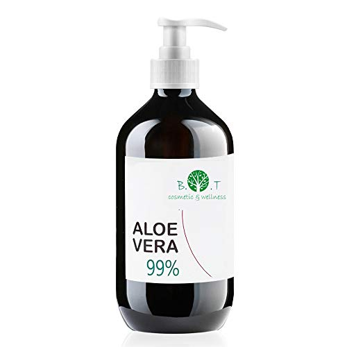 B.O.T Cosmetic & Wellness REINES ALOE VERA GEL 99% - 250 ML -