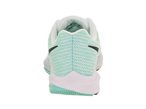Aurora Zoom Nero Donne Winflo Wmn 4 Scarpa Da Nike Corsa Verde Delle Bianco z5nq8nPA