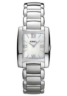 Ebel Brasilia Femme 23mm Argent Acier Bracelet & Boitier Montre 9976M22-94500