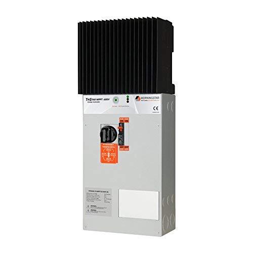 Morningstar Tristar 60A MPPT Solarladeregler 600V (mit DC Transfer Schalter) für Solar-, Wind oder Hydro netzferne oder bestehenden netzgekoppelte Anwendungen