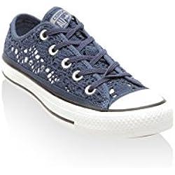 Converse Zapatillas All Star Ox Crochet Azul EU 39.5