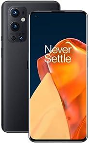 OnePlus 9 Pro 5G SIM-freies Smartphone mit Hasselblad-Kamera für Smartphones - Stellar Black 12GB RAM 256 GB -