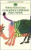 Canciones y poemas para niños