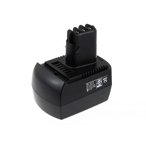 Batterie Pour Perceuse - Batterie pour Metabo perceuse visseuse
