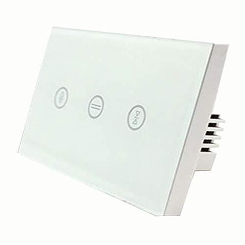 TOOGOO UE WiFi Interruptor De Cortina De Toque Inteligente