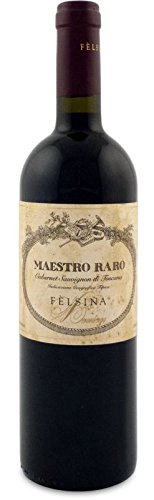 Felsina - Vino Cabernet Sauvignon Maestro Raro - 2012-1 Bottiglia da 750 ml