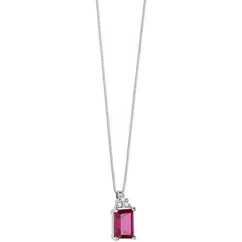 Collana donna gioielli comete storia di luce elegante cod. glb 1439