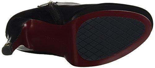 Tommy Hilfiger Damen L1285ynn 2c Kurzschaft Stiefel Schwarz (black 990)