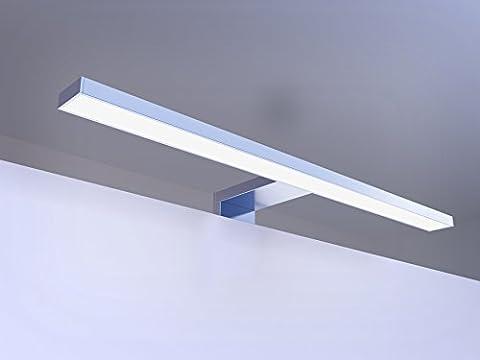 LED Badleuchte Spiegelleuchte 7W, 300mm Lichtfarbe wählbar IP44 integriertes