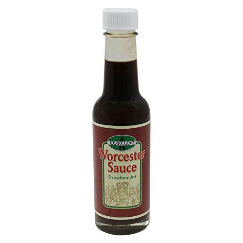 6er Pack Exzellent Worcester Sauce Dresdner Art (6 x 140 ml)