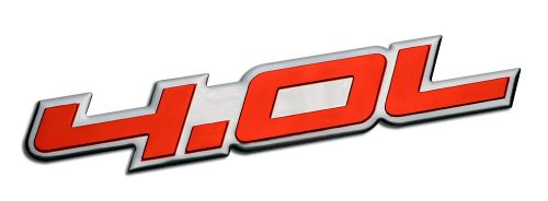 40l-liter-embossed-red-on-highly-polished-silver-real-aluminum-auto-emblem-badge-nameplate-for-chrys