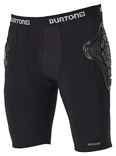 Burton Herren Protektor TOTAL Impact Shorts, True Black, M