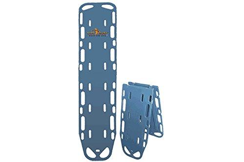 Iron Duck Ultra Spazio Salva Pieghevole Spinale Immobilizzazione Tabellone Utilizzata Dall Esercito Statunitense Made In The Usa Blue 1