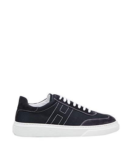 Hogan Junior Sneakers H365 Bambino Junior Boy MOD. HXR3650BL80 40