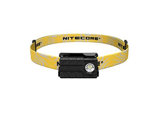 Nitecore nu20 Cri Lampe torche frontale Rechargeable USB, 270 lumens, 80 mètres