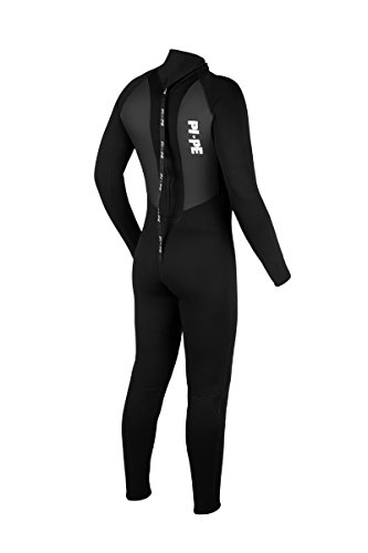 Pro Full Long Sleeve Neoprenanzug, schwarz - 5