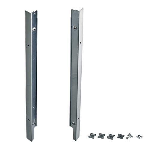 Befestigungssatz Befestigung Verblendungsleisten Leiste Geschirrspüler Spülmaschine ORIGINAL GAGGENAU Bosch Siemens 00670462 670462