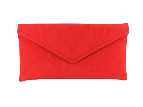 loni-real-british-hand-made-clutch-shoulder-bag-neat-envelope-faux-suede-in-bright-red