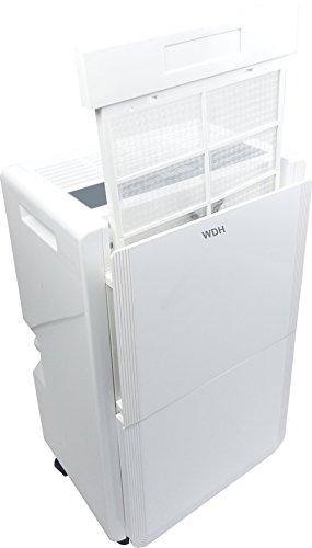 Deshumidificador Aktobis, Secador de Construcción WDH-930EEH (hasta 40 L/dia + Pantalla + Función de Calefacción)