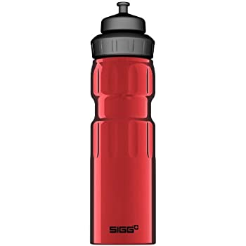 SIGG Trinkflasche Bottle Wmb Sports Red 0,75l, Rot