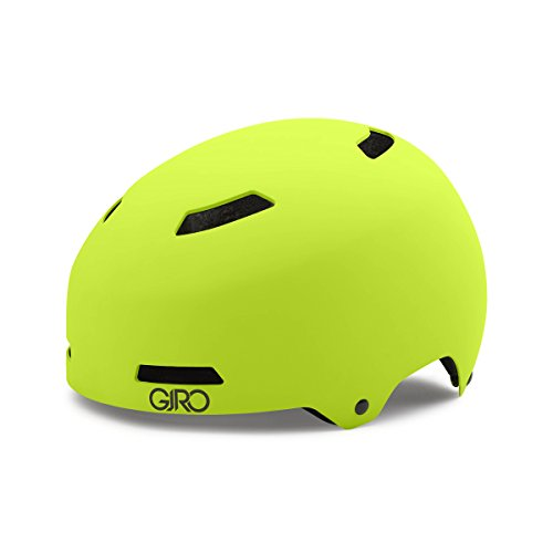 Giro Quarter BMX Dirt Fahrrad Helm grün 2016: Größe: L (59-63cm)