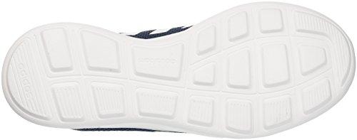 Adidas collegiale Bianco Veloce Bianco Corridore Cloudfoam Navy Cestini Ftwr Homme Bleu Ftwr B7BqU6fwr