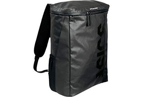 Asics Rucksack (Asics Asics Commuter Bag 3163A001-001 Umhängetasche, 43 cm, 20 Liter, Black)