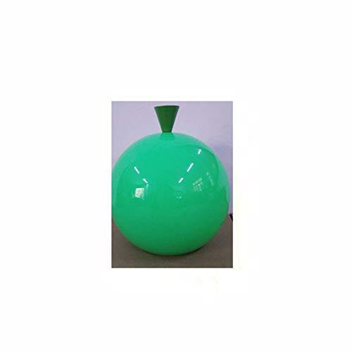 Ahora simple bola acrílico color pared luz, creativo