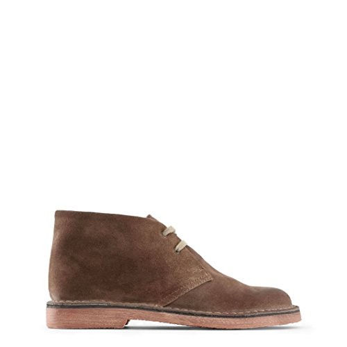 Made in Italia 8799, Bottines Chukka Femme - Marron - Marron, 41 EU EU
