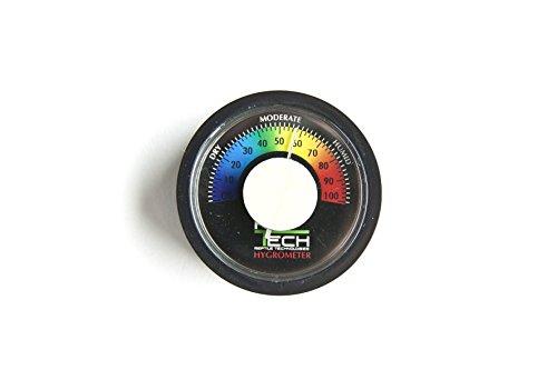 reptech Analog Hygrometer, Zifferblatt