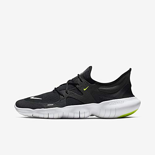 Nike Free RN 5.0 Black/anthracite/volt/white