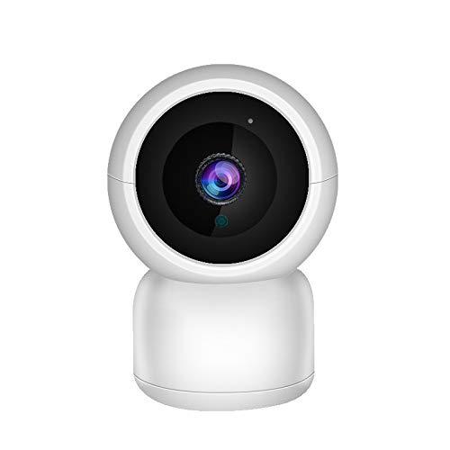 Rwdacfs Smart Home Fernkamera alte Person/Baby/Haustier Monitor Stimme Intercom, Mobile Erfassung, Alarm-Tipps, dual Speicher