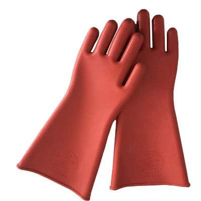 Preisvergleich Produktbild Wanson Isolier Handschuhe Hochspannungs-Isolier Handschuhe Schutz Gummihandschuhe Für Elektrizität 12Kv