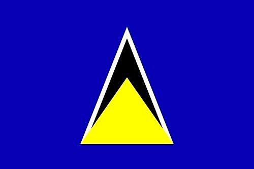 Lucia Bootsflagge Premiumqualität 30 x 45 cm ()