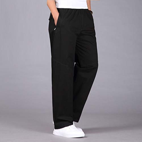Zoom IMG-2 feibeauty pantaloni slim fit in