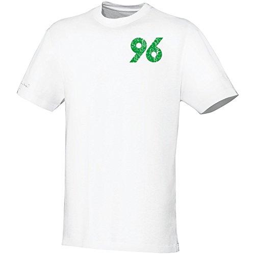 Jako Hannover 96T-Shirt 'Replika'-bianco, bianco, 128