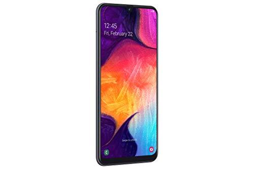 Samsung Galaxy A50 128GB 6.4-Inch FHD+ Android 9 Pie UK Version Dual-SIM Smartphone