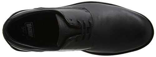 Magnum Unisex-Erwachsene Active Duty Anti-Slip Arbeitsschuhe Schwarz (Black)