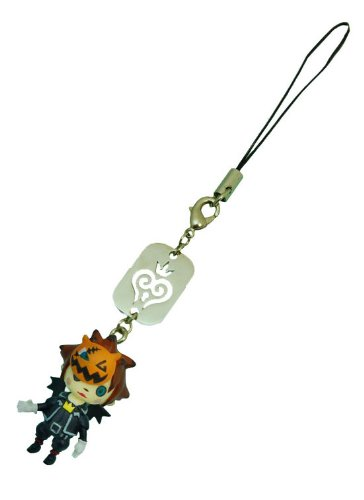 Kingdom Hearts Avatar Mascot Phone Strap Vol. 2: Sora (Halloween Town Version)