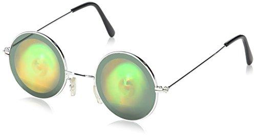 Lachen und Confetti-fiehip027-Zubehör für Kostüm-Brille Effet Faux Augen