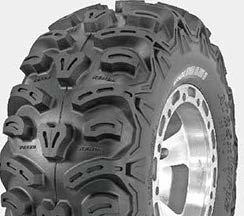 Kenda-69274: Reifen Kenda ATV Utility K587Bear Claw HTR 26x 9R 128PR 49N TL