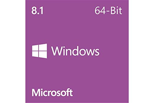 Microsoft Windows 8.1 - Sistemas operativos (Original Equipment Manufacturer (OEM), ENG, DVD)