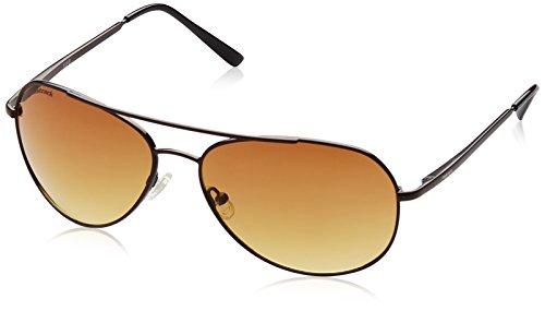 Fastrack Aviator Sunglasses (M067BR4) image